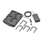 Четырех-слотовая подставка для ТСД MC30X, MC7X